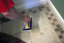 waterjet mosaic floor available through renaissance tile bath