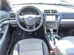 Ford Explorer Interior Dimensions 2017 Ford Explorer Car For Sale Or Lease Near Chicago Il Golf