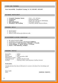 best resume format for freshers it fresher resume format zoro blaszczak co