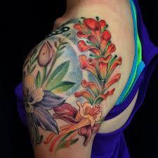 indian flower tattoo best tattoo ideas gallery