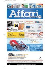 giornale affari sabato 25 luglio 2009 by editoriale affari srl issuu