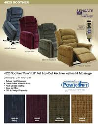 Quality Recliner Chairs Reclining Chair With Additional Quality Catnapper Deluxe Teddy