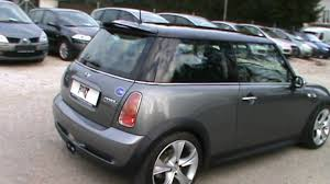 2003 mini cooper s john works full review start up engine and