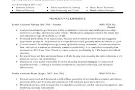 retail buyer resume objective exles tax resume objectives reentrycorps