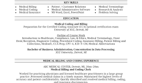 cover letter examples medical billing coding