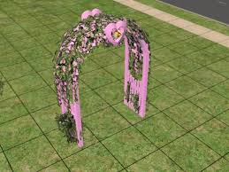 wedding arches sims 3 mod the sims featured creator noema