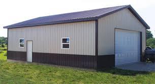 Steel Pole Barn Pole Barn Southside Lumber