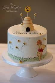 winnie the pooh cakes winnie the pooh cake by the sugar spice cake company cakes