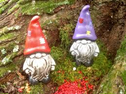 Gnome Garden Decor Fairy Garden Gnome Garden Gnome Garden Decor Outside Decor
