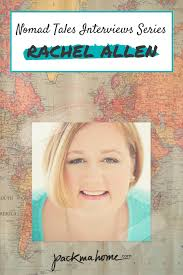Rachel Allen Dinner Party - interview archives packmahome