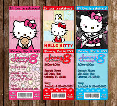 goody u0027s black friday 2013 hello kitty birthday party invitations free printable invitation