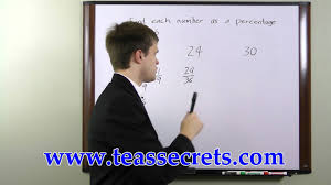 Teas Test Questions Free Teas Math Review Youtube