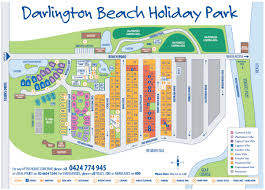 Forgotten Shore Map Park Facilities Nrma Darlington Beach Holiday Park Nsw