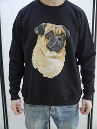 pug sweater pug jumper pug sweatshirt pug sweater pugs pug top