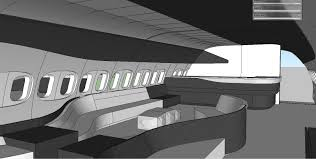 private jet interior design vip completions