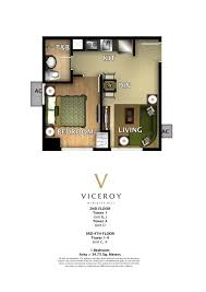 viceroy floor plans viceroy residences floor plans
