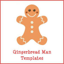 gingerbread man templates gift of curiosity