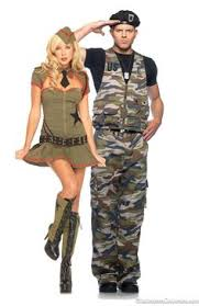 Male Halloween Costume Ideas 2013 Those Who Fight Together Stay Together Right Shop Our Army Couple