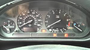 bmw e36 gauges not working youtube