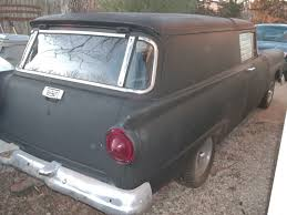 ford courier with lexus v8 for sale 1957 1958 ford courier panel wagon project galaxie fairlane custom