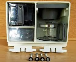 under cabinet coffee maker rv spacemaker coffee maker black decker under cabinet drip rv cer