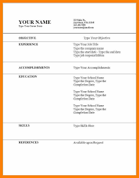 resume format microsoft resume template for wordpad format resume word resume cv cover