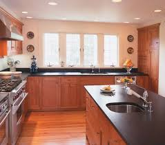Best Kitchens Images On Pinterest Home Kitchen And Kitchen - Light cherry kitchen cabinets