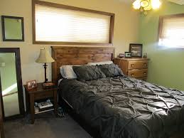 reclaimed wood headboard king furniture inspiring homemade headboards for wonderful bedding