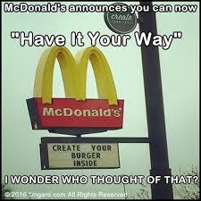 Macdonalds Meme - tim gard meme mcdonalds