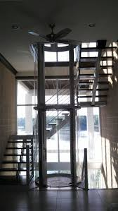 homes with elevators 16 best visilift glass elevators in contemporary homes images on