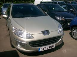 used peugeot 407 used peugeot 407 cars for sale motors co uk