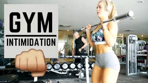Gym Pictures by How To Deal With Gym Anxiety U0026 Gym Intimidation Youtube
