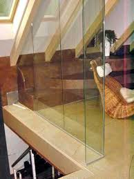 Stair Banister Glass 33 Glass Staircase Design Ideas Bringing Contemporary Flare Into