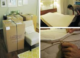 How To Make An Old Mattress More Comfortable Why We Returned Our Mail Order Foam Mattress Young House Love