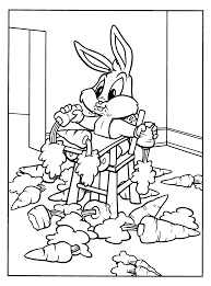 coloring page baby looney tunes coloring pages 49 movie