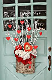 Creative Home Decor by Valentine Days Cheap Front Door Decorations For Happy Valentine