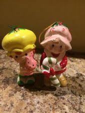 strawberry shortcake ornament ebay