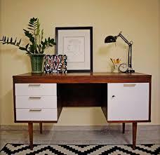 Mid Century Desk Mid Century Desk Makeover