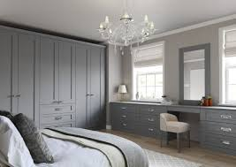 Croft Home Interiors Fitted Bedroom Furniture Designed And - White bedroom furniture northern ireland