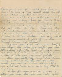 Writing Love Letters To Your Girlfriend Read A Chilling Letter From Bonnie And Clyde Smart News