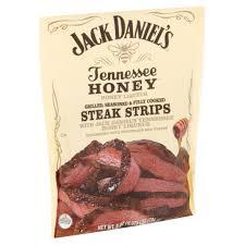 jack daniel u0027s tennessee honey honey liqueur steak strips 6 oz