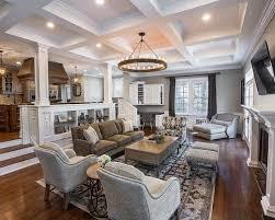 Open Plan Kitchen Living Room Design Ideas 343 Best Open Floor Plan Decorating Images On Pinterest Living