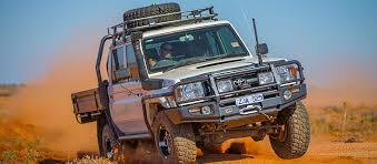 toyota land cruiser arb arb 4 4 accessories bp 51 released for 70 series landcruiser