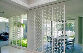 atrium sliding glass doors modern homes los angeles brentwood untouched 1960 mid century