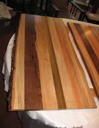 Hardwood Table Tops by Eco Friendly Wood Table And Countertops In Winston Salem Nc