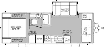 fleetwood travel trailer floor plans terry http 2005 fleetwood terry travel trailer rvweb com