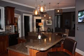 kitchen wall colors with light brown cabinets gray walls with brown kitchen cabinets layjao