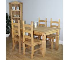 mexican dining table set corona dining set 5 dining table and chairs new amazon co uk