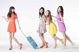 travel girls images Lotte girls go travel snsd world jpg