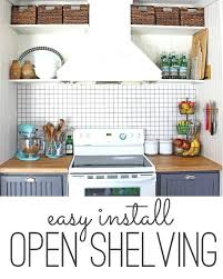 kitchens with open shelving ideas kitchen open shelving size of kitchen open shelving metal